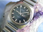 Vintage Concord Acapulco Stainless Steel Automatic Sport Wrist Watch ca 1970s
