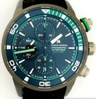 Maurice Lacroix Pontos-S Extreme Automatic Chronograph Minty Watch with Box