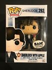 Funko Pop Sherlock Holmes With Apple Books-A-Million Exclusive 2015