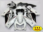 Fairing Kit For Kawasaki Ninja 250R EX250 2008-2012 2009 10 Black White Bodywork