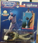 Ken Griffey, Jr. Action Figure & Card-Starting Lineup-1998-Unopened