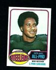 Lynn Swann Cards, Rookie Card and Autographed Memorabilia Guide 5