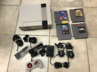 Refurbished Original NES Nintendo System Console Mike Tysons Punch Out
