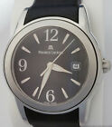 Large Maurice Lacroix AG42257 SH1018 SS Date Wrist Watch