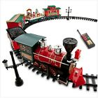 Disney Park 30 piece Christmas Train Set with Mickey, Goofy, Duffy, Chip and ...