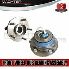 2 Front Wheel Bearing Hub Assembly W ABS For Chevrolet Venture Cadillac 513179