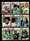 1979 TOPPS FOOTBALL LOT OF 450 MINT *INV6287