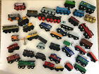 Thomas the train huge lot of 44 Magnetic wooden Collectibles learning Curve
