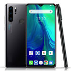 Unlocked GSM 4G LTE Smartphone 63in Full Face Screen Android 9 AT