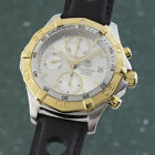 Tag Heuer Aquaracer Chronograph Stahl Gold Automatik CAF2120 VP 3650 €