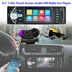 41 1 Din Touch Screen Audio FM Radio Car Player Multiple Languages with Remote