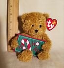 TY Beanie Baby - HO HO HO the Bear (Greetings Collection) (5.5 inch) - MWMTs