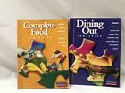 2001 Weight Watchers Winning Points Complete Food  Dining Out Companion Books