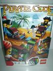 2010 NEW Factory Seal LEGO PIRATE CODE GAME #3840, 8+ age, 2-4 players, 15-25 m