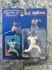 1998 MARIANO RIVERA New York Yankees Rookie  Starting Lineup