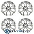 Cadillac ATS 2013 2018 18 OEM Staggered Wheels Rims Set Machined with Silver