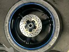 1999 GSX-R 750 GSXR Suzuki Rear Wheel Rim Tire Rotor Sprocket 190