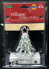 Lemax 1998 Village Collectibles Christmas Small Tree Lighted Sculpture Rare VTG