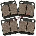 Front Brake Pads for Yamaha YFM450 Wolverine Auto Sport 4x4 2006 2007 2008-2010