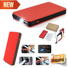 12v Car Portable Jump Starter Booster Auto Jumper Box Power Bank Battery Charger