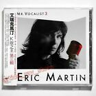 Eric Martin Mr. Vocalist 3 Taiwan CD OBI Mr. Big First Love 2011 NEW