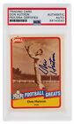 Don Hutson Green Bay Packers Signed Slabbed 1988 Swell #10 Trading Card PSA DNA
