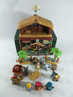 Fisher Price Little People A Christmas Story Nativity Set 2005 Complete