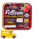 FETTARM 30 CAPS SLIMMING PACKET CONCENTRATE 400MG WEIGHT LOSS FREE SHIPPING
