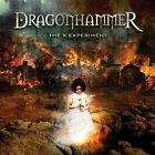 Dragonhammer - The X Experiment CD 2013 power metal Italy