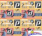 (4) 2015 16 Donruss Basketball Factory Sealed 24 Pack Retail Box-768 Cards!