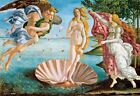 1000 Piece Jigsaw Puzzle Venus Birth Micro Piece 26 x 38 cm