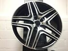 22 AMG ML63 STYLE BLACK MACHINE WHEELS RIMS FITS MERCEDES BENZ ML430 ML550 ML55