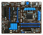 MSI ZH77A G43 original motherboard DDR3 LGA 1155 for I3 I5 I7 CPU 32GB H77 PC
