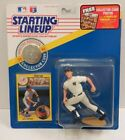 Steve Sax Yankees 1991 w/Coin Baseball Starting Lineup Kenner 121919DBT2