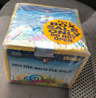 2014 PANINI FIFA WORLD CUP BRAZIL BOX 50 PACK OF 7 STICKERS USA RELEASE