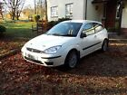 FORD FOCUS ST170 STAGE RALLY CAR
