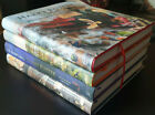 J K Rowling Harry Potter Illustrated Editions SIGNED Jim Kay FIRST 4 BOOKS NEW