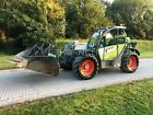 2012 Claas Scorpion 7040 Telehandler with 2 x buckets and tines 6100 Hours