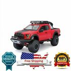 diecast model Ford 2017 F 150 Raptor Pickup Truck Red Off Road Kings 1 24 scale