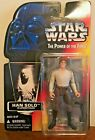 Star Wars Han Solo In Carbonite Block Action Figure Red Card Kenner 1996