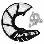 Acerbis X-Brake Vented Disc Cover w/Mounting Kit/-Fits:Kawasaki KLX450R 2008-09