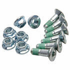 Primary Drive Sprocket Bolt and Nut Kit - Fits: Husaberg FE501/E 1997-1999