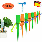 Self Watering Spike Slow Release Vacation Plants Watering System 1 12 Pack