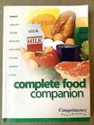 WEIGHT WATCHERS Complete Food Companion FLEX POINTS 2003 Book Guide