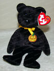 Haunt Halloween Bear (P.E. Pellets) October 27 2000, Retired Ty Beanie Babies