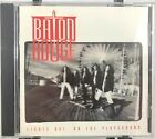 Baton Rouge - Lights Out on the Playground CD - 1991 - RARE CD -