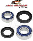 Front Wheel Bearings Yamaha YFM 90 Raptor 09-13 ALL BALLS 25-1613 FreeShipping