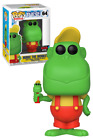 Funko POP! Ad Icons Pez #64 Mimic The Monkey (Green) - Funko 2019 New York Comic