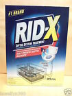 RID X Septic System Treatment 196oz 2 monthly dose for 1500 gallon tank