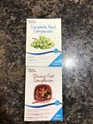 Weight Watchers Dining Out And Complete Food Companion books Lot of 2 2010